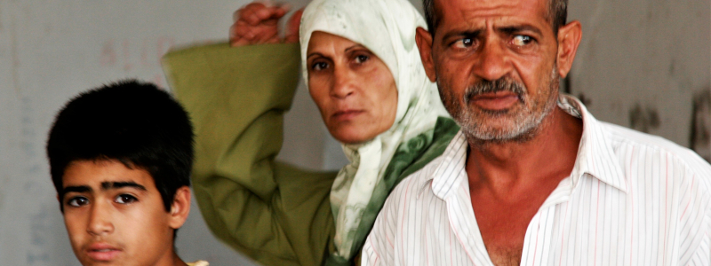 Coronavirus-Stricken Poor in Middle East See the Divine